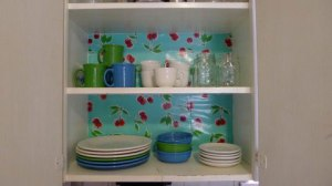 Oilcloth-cupboard-linings