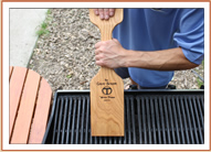 woody_paddle grill cleaner