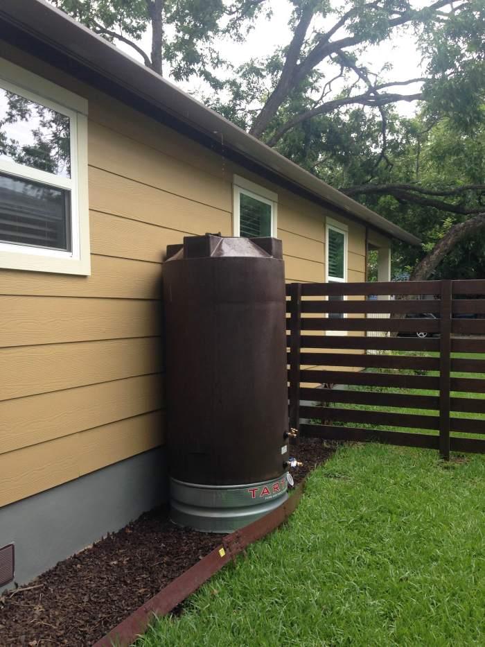 Rain Tank and Rain Harvesting